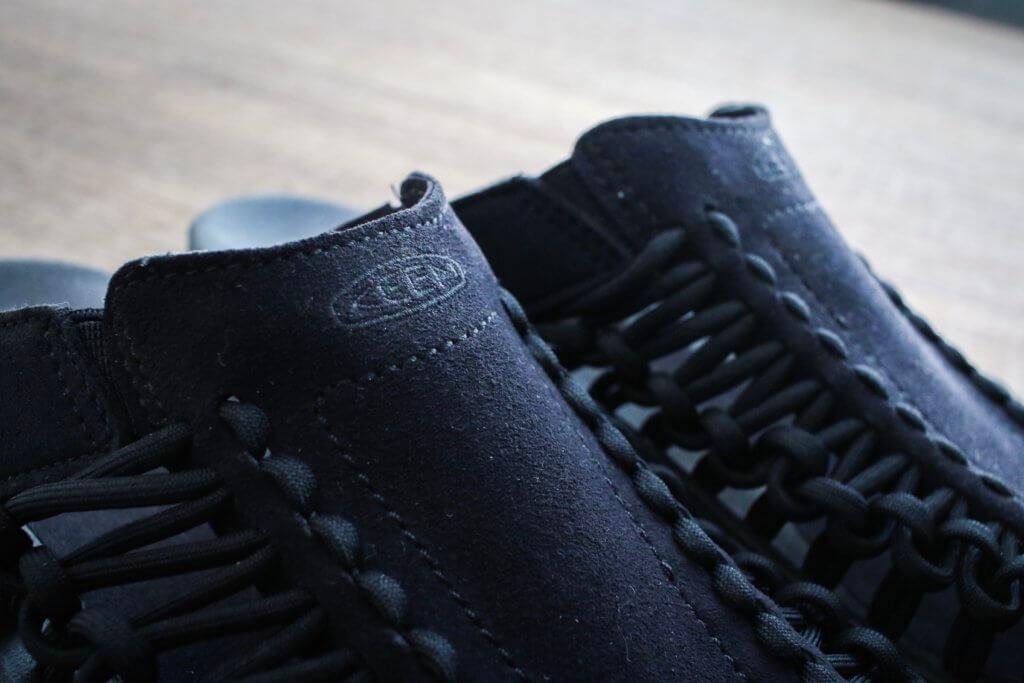キーン サンダル 靴擦れしない