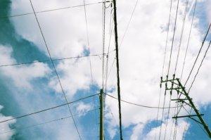 カメラマンあるある?電線、電柱の写真撮りがち。