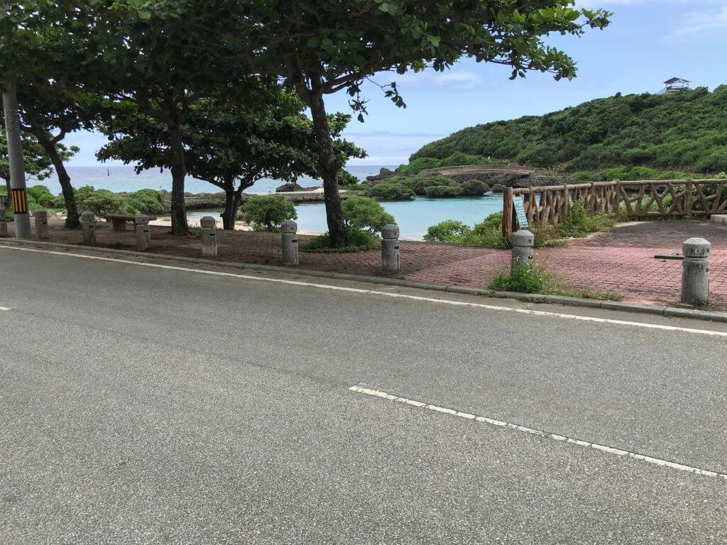 宮古島 イムギャースイート 海が近い