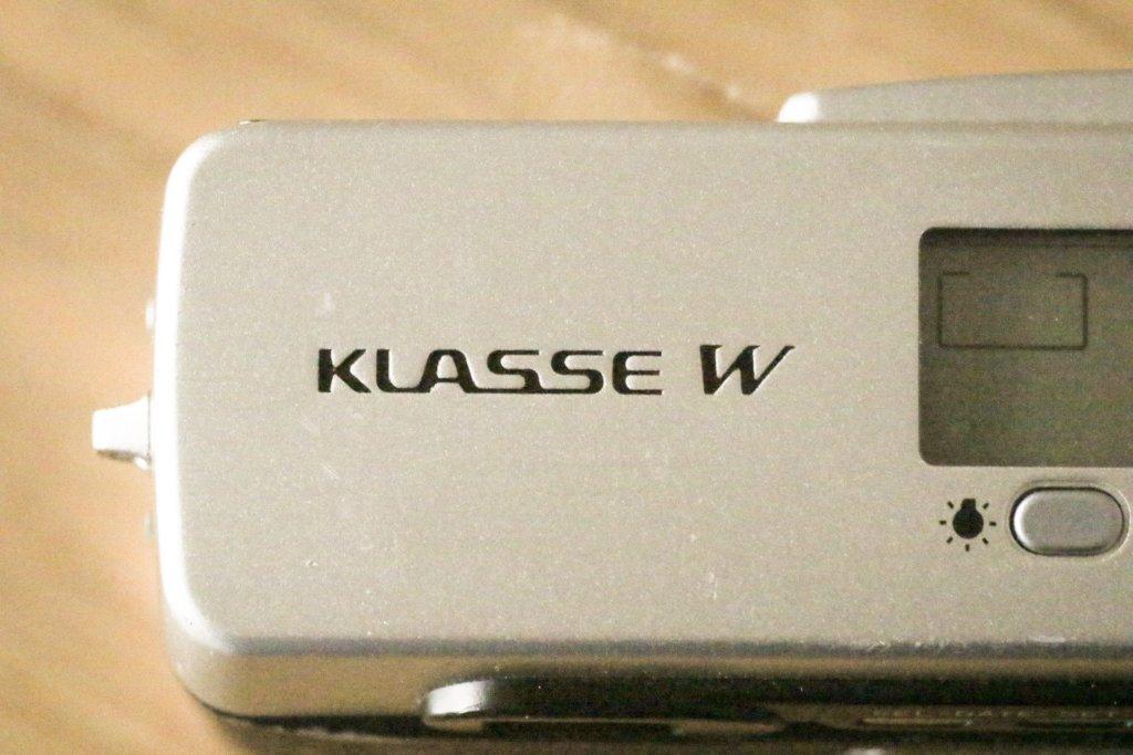 KLASSE W 買った