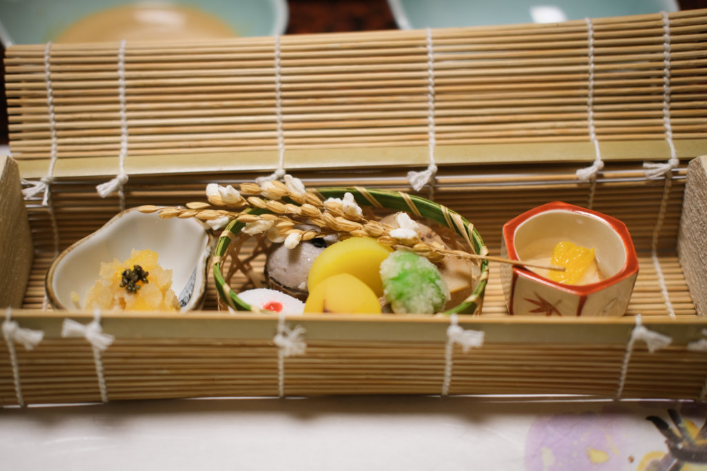 箱根 雉子亭 豊栄荘 食事